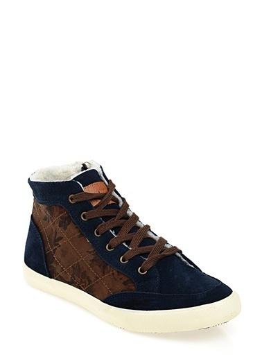 T-Box Ayakkabı Lacivert